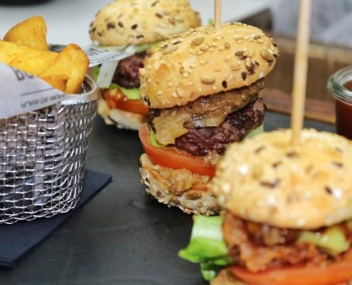Degustación Gourmet Burger