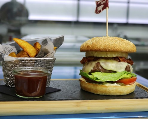 Special Burger Gran Nevada